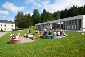 Campusgelände in Breitenbrunn