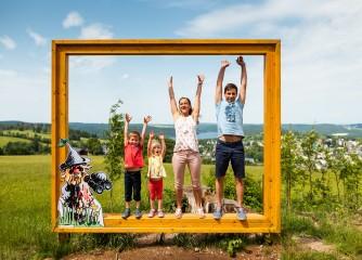 Familienurlaub in den Regionen und Städten