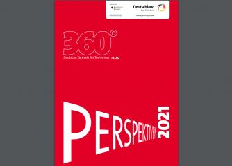 Perspektiven 2021: Neues DZT-Magazin 360°