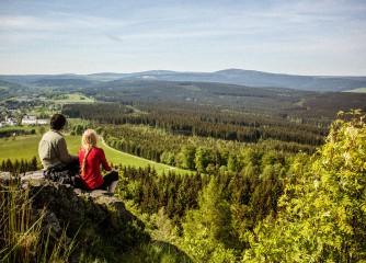 Nominierung des Kammwegs zu Deutschlands Schönstem Wanderweg 2021