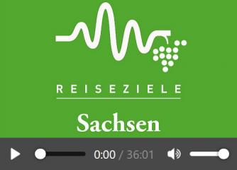 Podcast zur Weinregion Sachsen