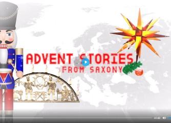 Mit Geschichten aus Sachsen durch den Advent