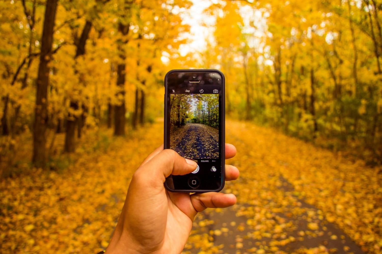Veranstaltungsbild Seminar Smartphone-Fotografie