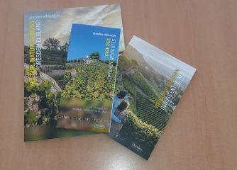Neue Broschüren der Region Dresden Elbland erschienen