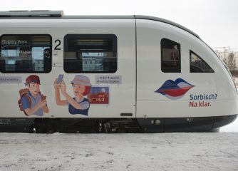 Sorbischer Botschafter im Ostsachsennetz unterwegs