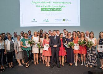 """Durch neue Kooperationen zu frischen Ideen im Tourismus: Preisträger des """"So geht sächsisch."""" Ideenwettbewerbs präsentieren sich auf der ITB NOW"""
