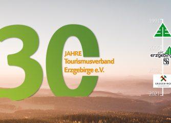 Tourismusverband Erzgebirge e.V. begeht 30-jähriges Jubiläum