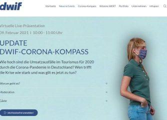 UPDATE DWIF-CORONA-KOMPASS – Einladung zur virtuellen Livepräsentation am 09.02.2021