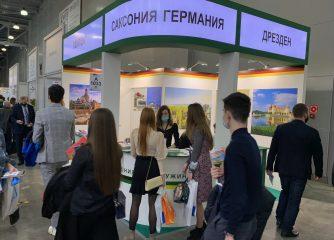 TMGS zum 15. Mal erfolgreich auf der MITT Moskau – Kontinuität und Treue zahlen sich aus!