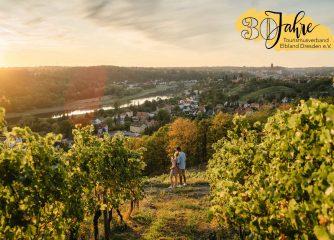 30 Jahre Tourismusverband Elbland Dresden e.V. I 18.03.1991 – 18.03.2021