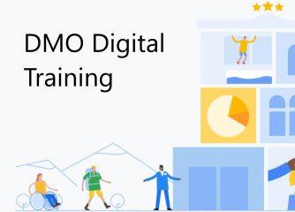 DTV-Veranstaltungsreihe DMO Digital Training gemeinsam mit Google