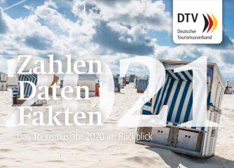 """DTV-Broschüre """"Zahlen-Daten-Fakten"""" erschienen – Das Tourismusjahr 2020 im Rückblick"""
