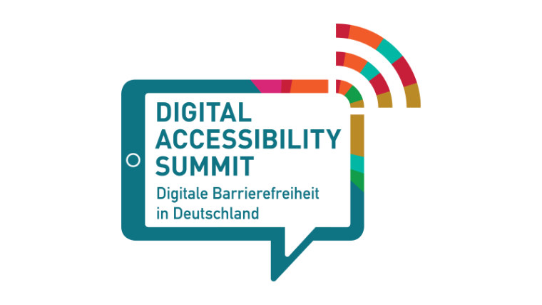 Logo DIGITAL ACCESSIBILITY SUMMIT