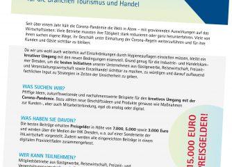 IHK-Wettbewerb: Umdenker, Anpacker, Mutmacher gesucht!