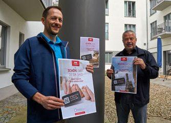 Sächsische Schweiz: Plakate zum Neustart
