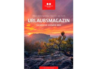 Sächsische Schweiz – Urlaubsmagazin 2022