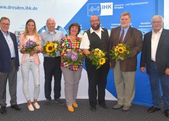 IHK Dresden prämiert Wettbewerbssieger aus Handel und Tourismus