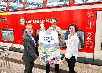 neuer Fahrplan für die Sächsisch-Böhmische Schweiz