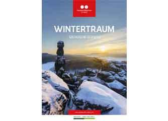 Wintertraum Sächsische Schweiz – neue Broschüre erschienen