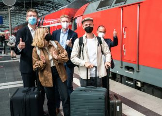 #BesserWeiter: Sachsen beteiligt sich an Influencer-Aktion durch Deutschland