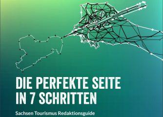 Der Sachsen Tourismus Redaktionsguide ist da!