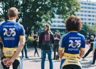Kulturhauptstadt Europas Chemnitz 2025: Friedensfahrtprojekt EPR startet am 11. September 2021