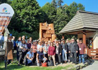 TMGS begrüßt erstmals wieder amerikanische Reiseveranstalter in Sachsen